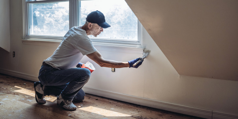 House Painters in Hampstead, North Carolina